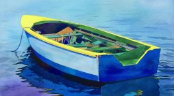 """""""More Reflections in Watercolor"""" at the Piermont Fine Arts Gallery"""