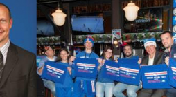 NY RANGERS LEGEND ADAM GRAVES HOSTS SECOND OF FIVE UPCOMING RANGERS VIEWING PARTIES AT EMPIRE CITY CASINO SAT, JAN 14, 6:30 PM