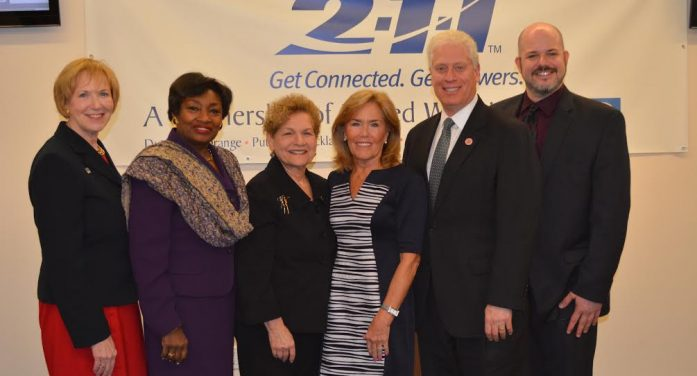 UNITED WAY ANNOUNCES EXPANSION OF 211 CALL CENTER SERVICES TO ROCKLAND