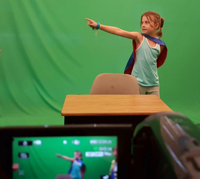 Kids Can Film Special Fx, Make Robots & Video Games this Saturday at Makers Day Festival