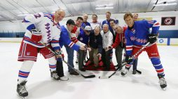 NEW YORK RANGERS AND CHASE HOST CHARITY ALUMNI GAME TO BENEFIT NORTH ROCKLAND YOUTH HOCKEY ASSOCIATION