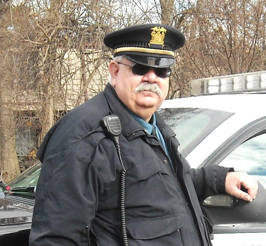 Unsung Hero Paul Murray:  Clarkstown Auxiliary Police Sergeant Volunteer