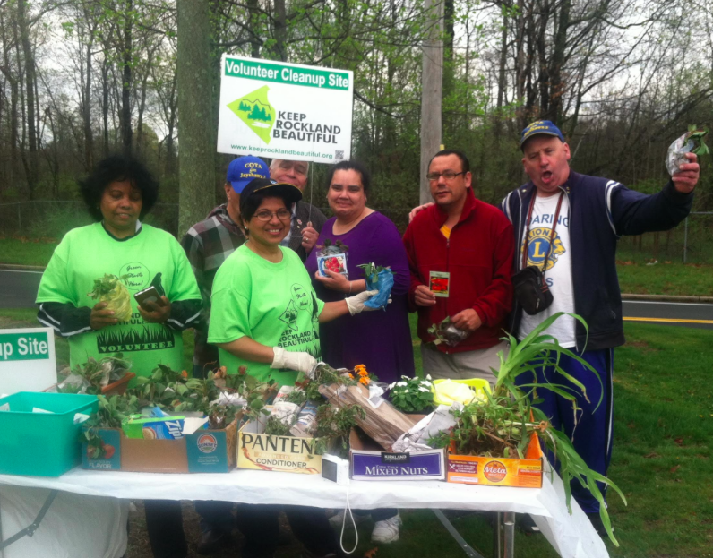 KEEP ROCKLAND BEAUTIFUL SEASON IS HERE: Aney Paul Organizes Earth Day Cleanup