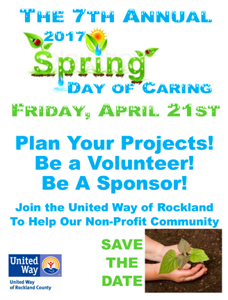 UNITED WAY DAY OF CARING TO TAKE PLACE FRIDAY