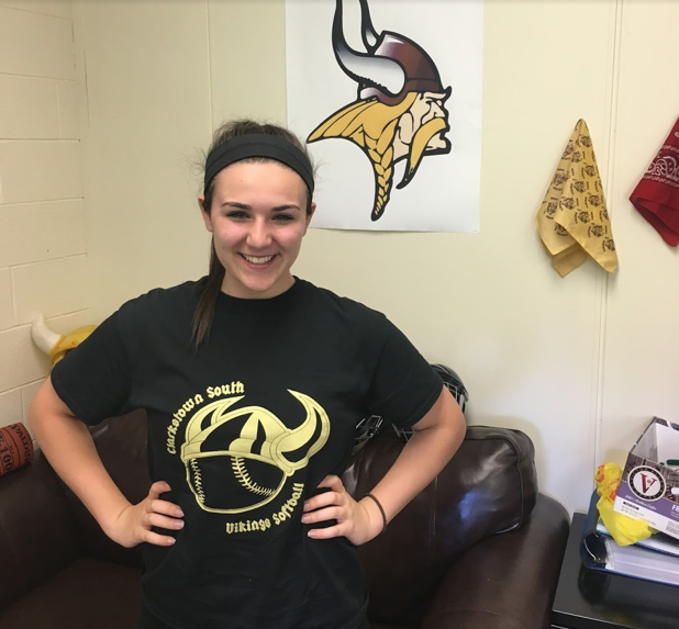 CLARKSTOWN SOUTH STUDENT-ATHLETE OF THE WEEK APRIL 9-15