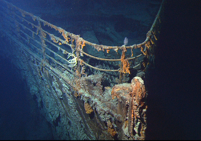 Diving Tours of the Titanic Coming to Newfoundland in 2018