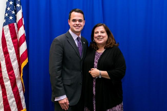 Senator Carlucci Selects Diane Serratore of People to People as NYS Senate Woman of Distinction