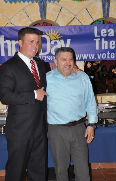 ORANGETOWN SUPERVISOR RACE DECIDED AFTER ABSENTEE BALLOT CHALLENGE; CHRIS DAY WINS BY 165 VOTES