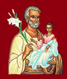 CELEBRATE ST. JOSEPH'S 123RD BIRTHDAY NEXT WEEKEND