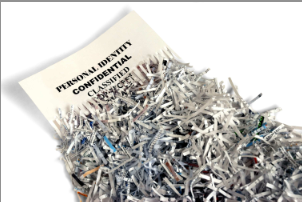 PAPER SHRED EVENT THIS SATURDAY IN STONY POINT