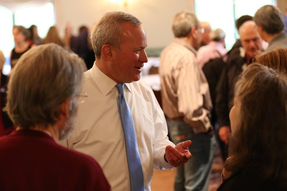 THOM KLEINER KICKS OFF CAMPAIGN FOR TOWN SUPERVISOR