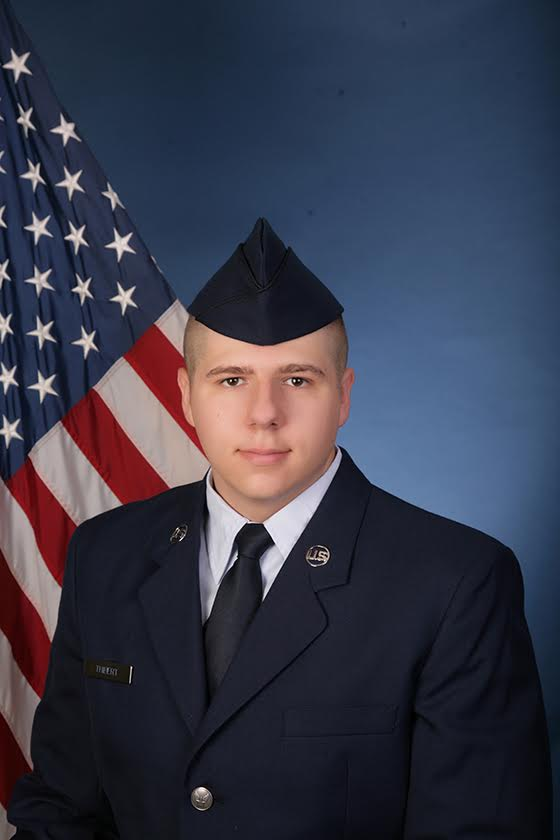 TZ GRAD COMPLETES AIR FORCE BASIC TRAINING