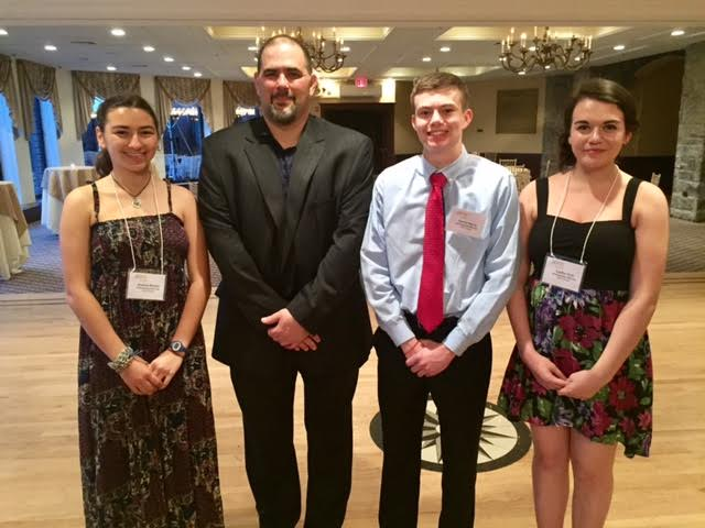 SUEZ AWARDS $3K IN SCHOLARSHIPS TO ROCKLAND HIGH SCHOOL STUDENTS