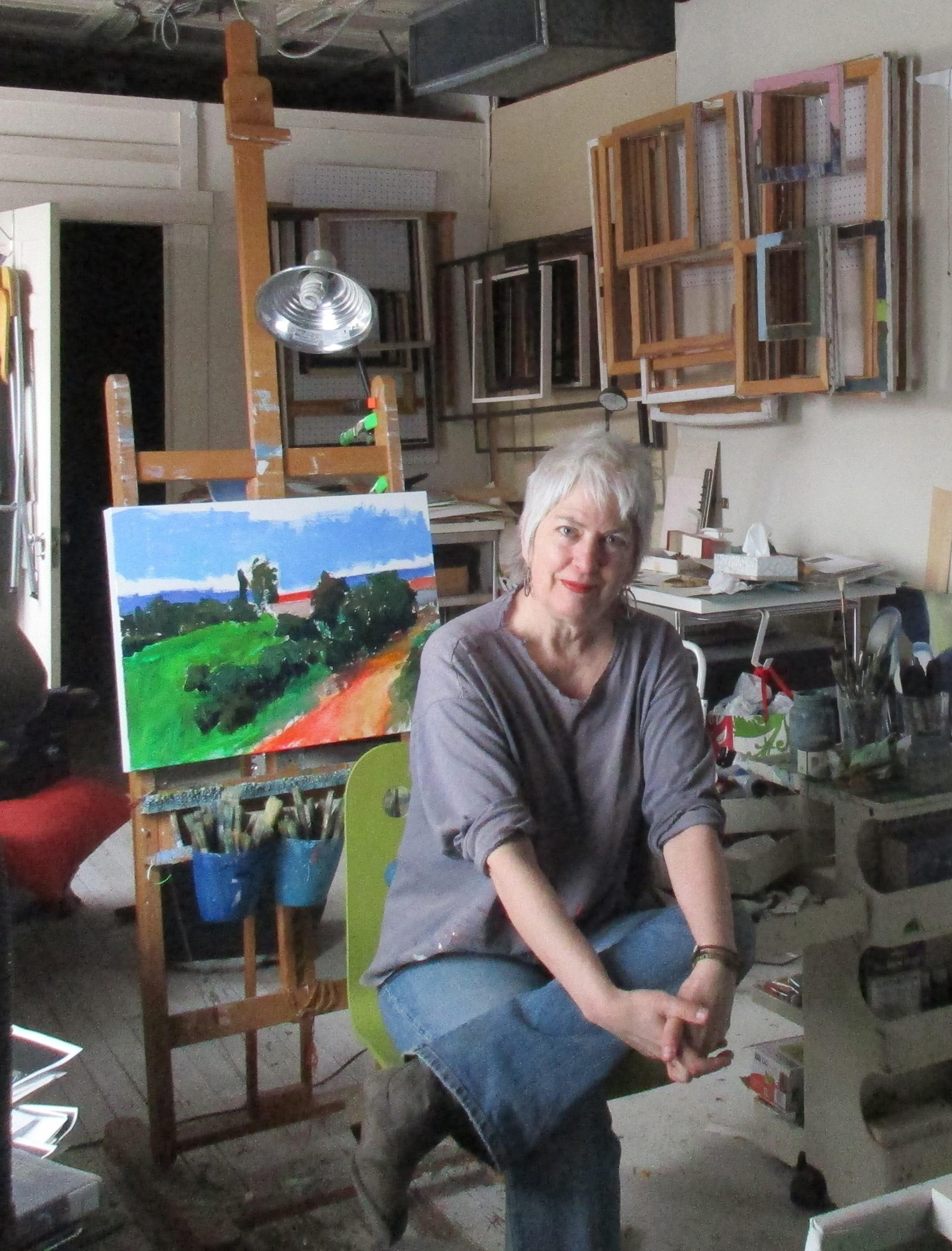 Life is Art; the travels of Suffern artist Janet Dyer