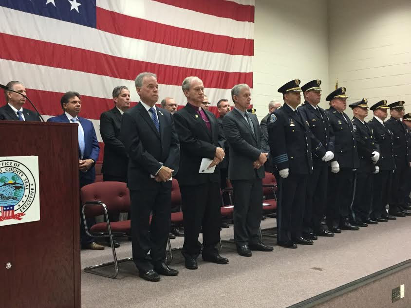 NEW CLASS GRADUATES FROM ROCKLAND POLICE ACADEMY