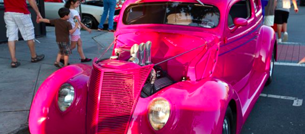 Chamber of Commerce Hosts Nyack's Sixth Annual Classic Car Night on Thursday, July 20