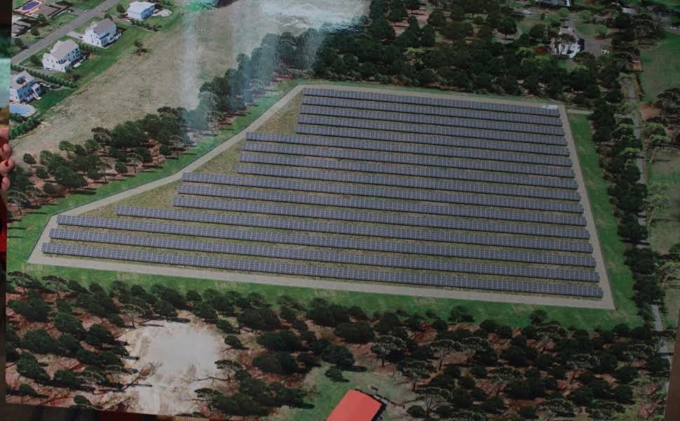 Marian Shrine seeks to build solar array on its property