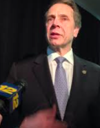Governor Cuomo Signs Legislation to Help Clarkstown Taxpayers