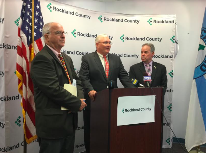 Rockland County Executive Ed Day Announces Litigation Against Opioid  Manufacturers