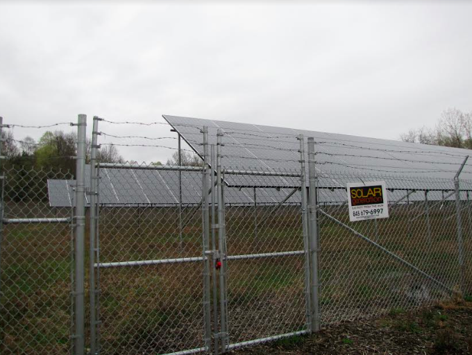 Stony Point Works on Solar Array Legislation