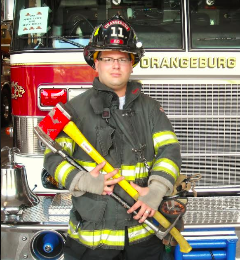 Unsung Hero: Brendan Fridhandler, Orangeburg Fire Department Volunteer Firefighter