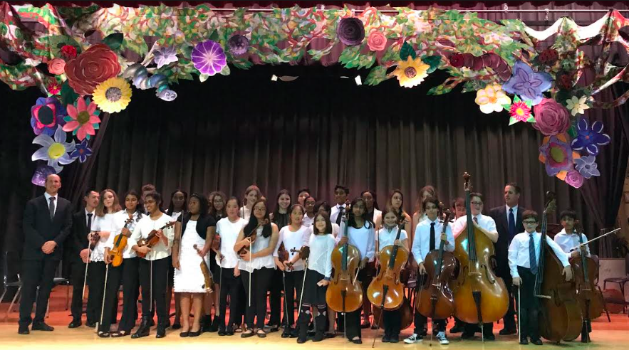 ROCKLAND YOUTH ORCHESTRA ANNOUNCES SEASON 8!