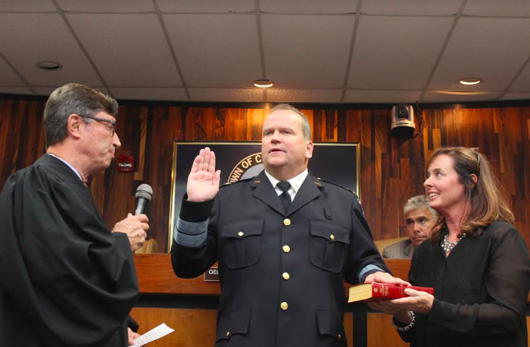 New Chief for Clarkstown Police Department