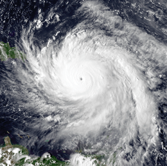 HURRICANE MARIA RELIEF FUNDRAISER TO BE HELD TOMORROW