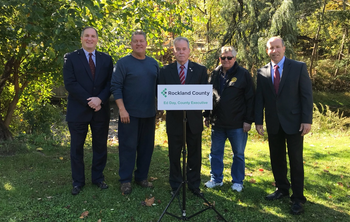 Rockland County Project Begins at Cedar Pond Brook in Stony Point
