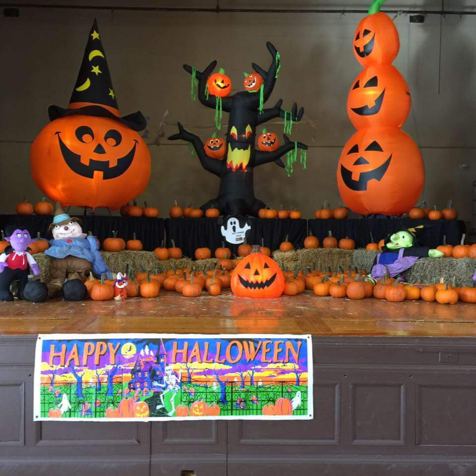 STONY POINT'S HALLOWEEN SPOOKTACULAR COMING IN TWO WEEKS