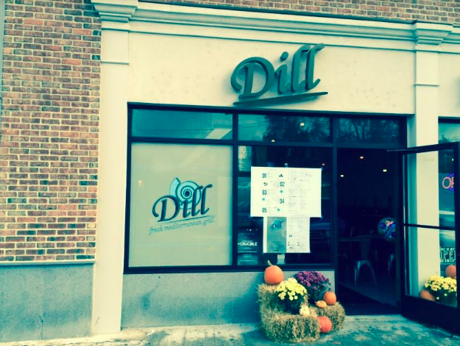 Dill's Fresh Mediterranean Grill a Welcome Addition to New City's Main Street