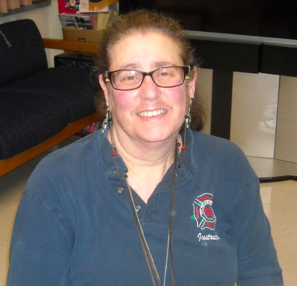 Unsung Hero: Sheryl Rose, Volunteer Secretary of the Rockland County Volunteer Firefighters' Association