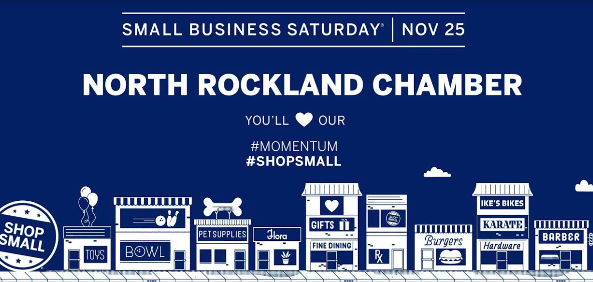 North Rockland Chamber of Commerce Gearing Up for Small Business Saturday