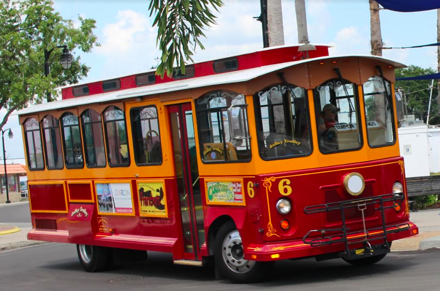 """OMBUDSMAN ALERT: GREATER NYACK AREA RESIDENTS: How Would You Like To See the Revival of the """"Nyack Trolley?"""""""