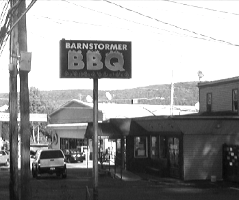 Dinner is Served: Barnstormer BBQ in Fort Montgomery