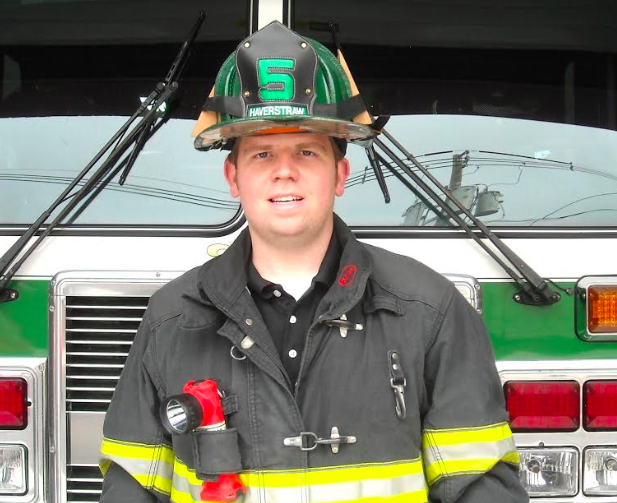 Unsung Hero: Charles Prevot, Volunteer Firefighter, Haverstraw Fire Department