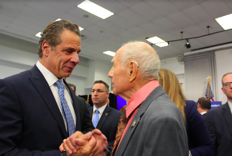 CUOMO VISITS HUDSON VALLEY WEDNESDAY: Announces $150 million commitment to improve Exit 16 on NYS Thruway