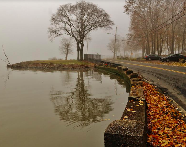 SCENES OF ROCKLAND: December Gloom