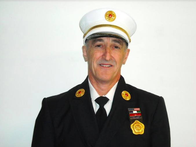 Unsung Hero: James Petriello, Volunteer Training Officer, Nyack Fire Department