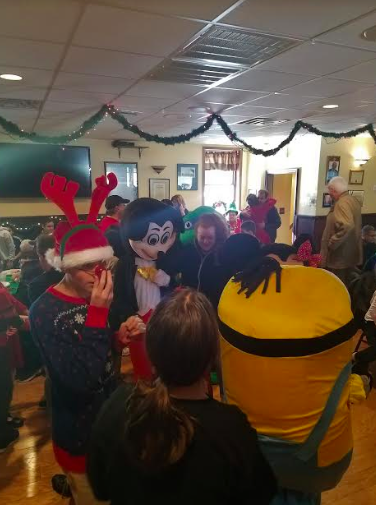 HIBERNIANS HOST PARTY FOR YOUNG RESIDENTS WITH SPECIAL NEEDS