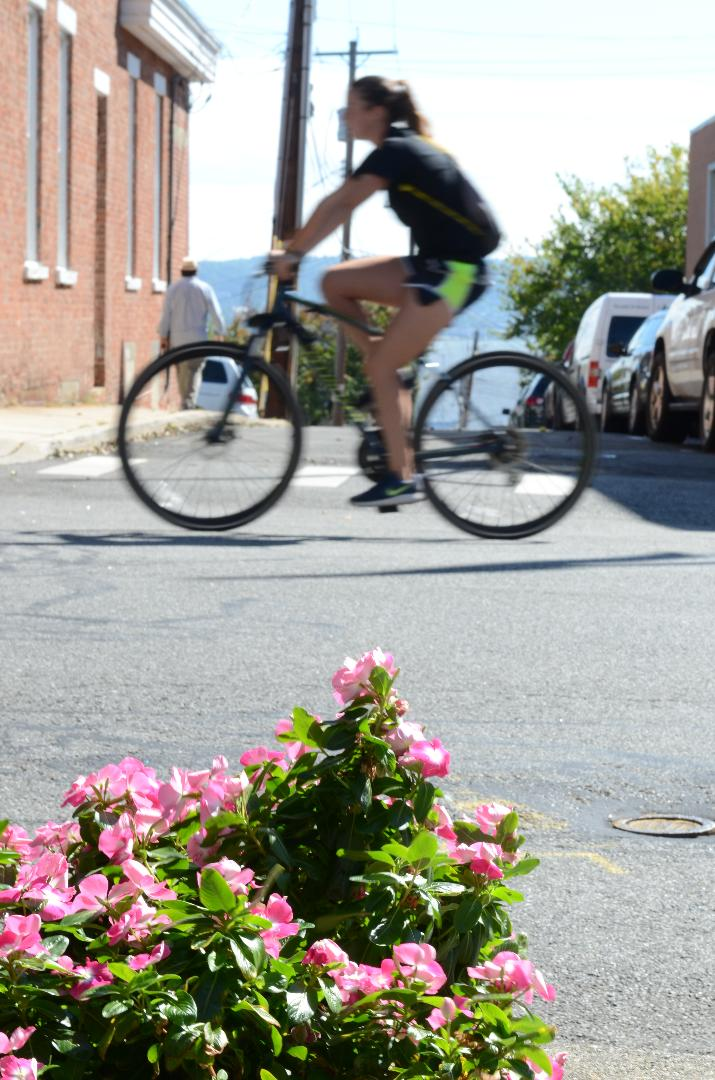 Moving forward: Nyack chooses consultants for its master bike and walk plan