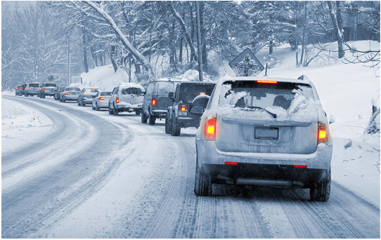2017-2018 Safe Winter Driving in Rockland County Tips