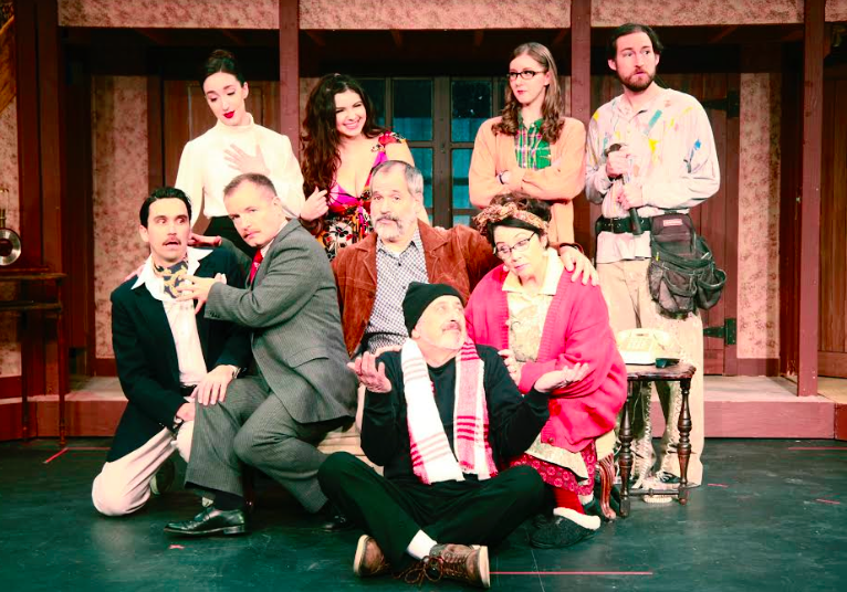 Antrim's 'Noises Off' is the comedy you do not want to miss