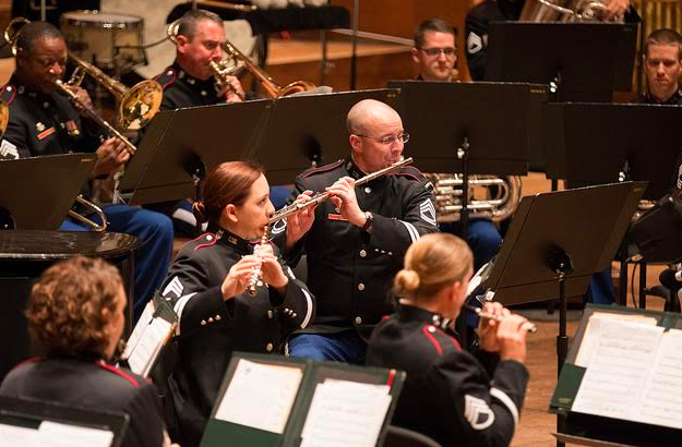 THE WEST POINT BAND PRESENTS: MARCH FORTH!