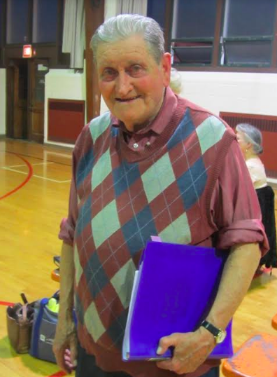 Happy 94th birthday to the Spectator, John Maloney!