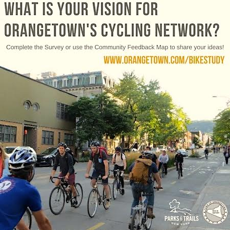 Peddling Proposals: A plan for new bike paths in Orangetown