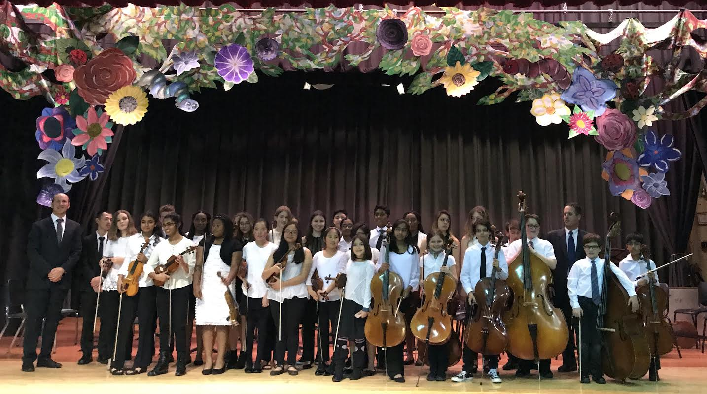 ROCKLAND YOUTH ORCHESTRA ANNOUNCES SEASON 9