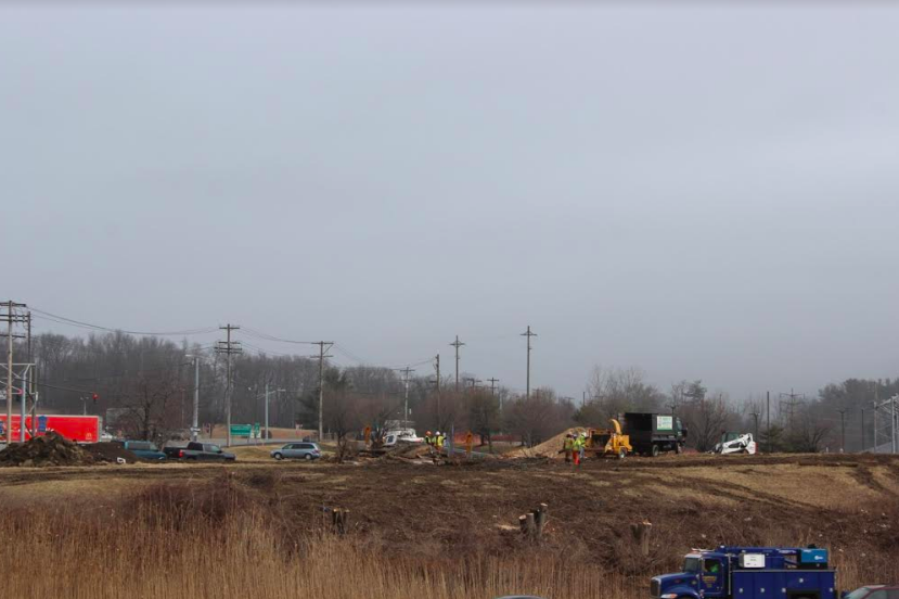 $150 Million Project to improve NYS Thruway Interchange digs in