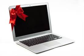 Free laptops are offered by online colleges