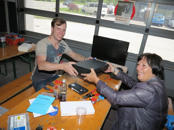 Rockland's first Repair Café is set to Debut May 6